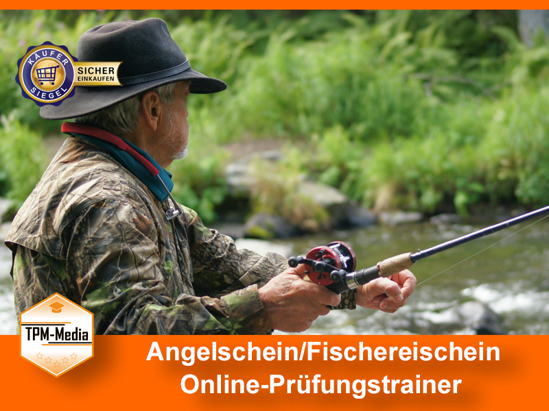 Angelschein-Trainer (Online-Prüfungstrainer)