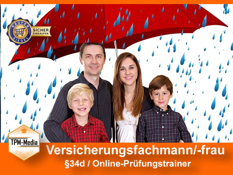 Online-Prüfungstrainer Versicherungsfachmann/-frau